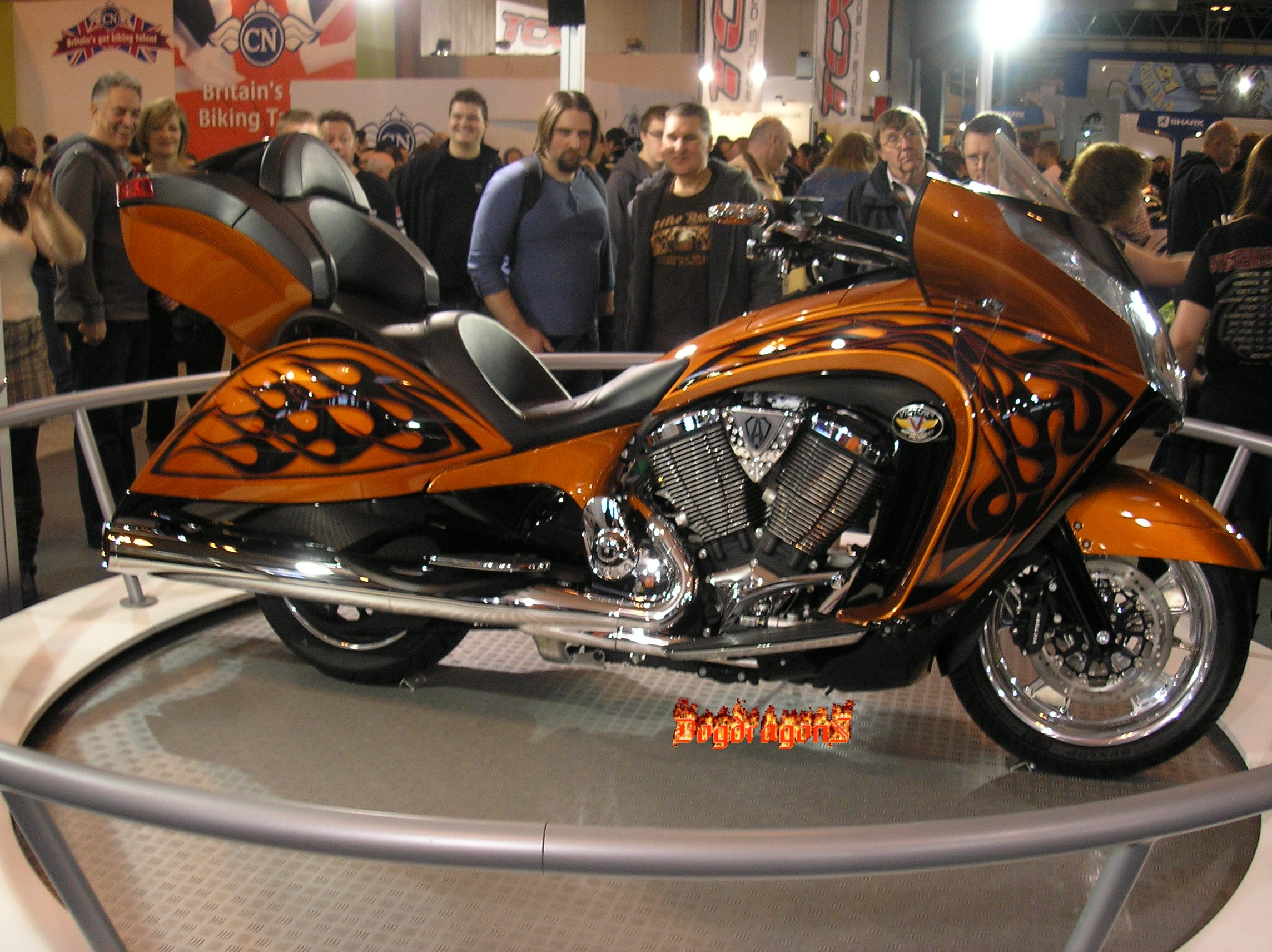 Arlen Ness Victory Vision