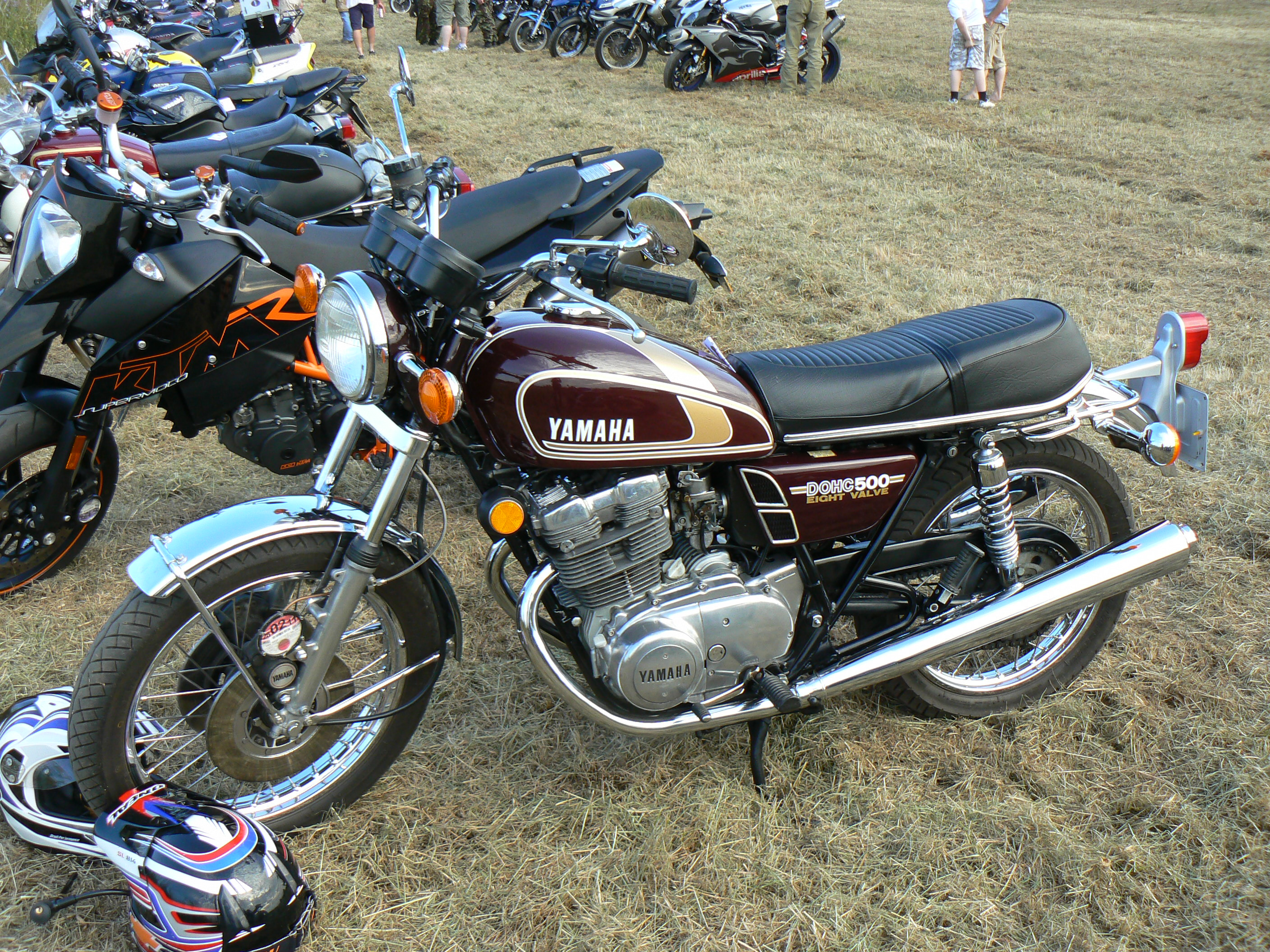 What Is The Twin  Yamaha  S