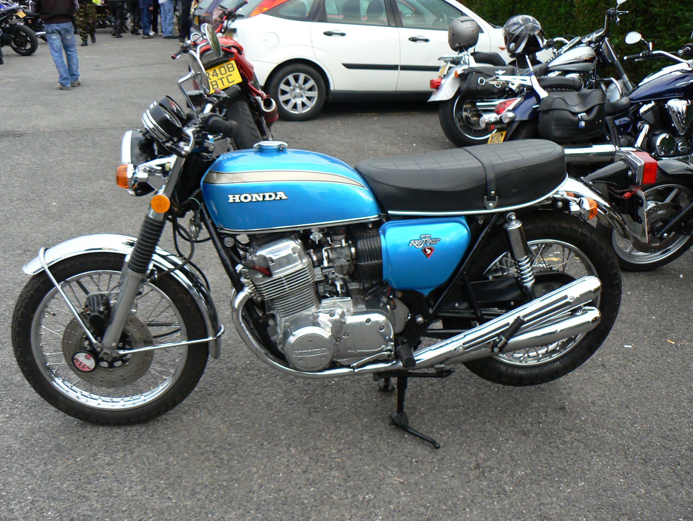 Honda >> cb750k