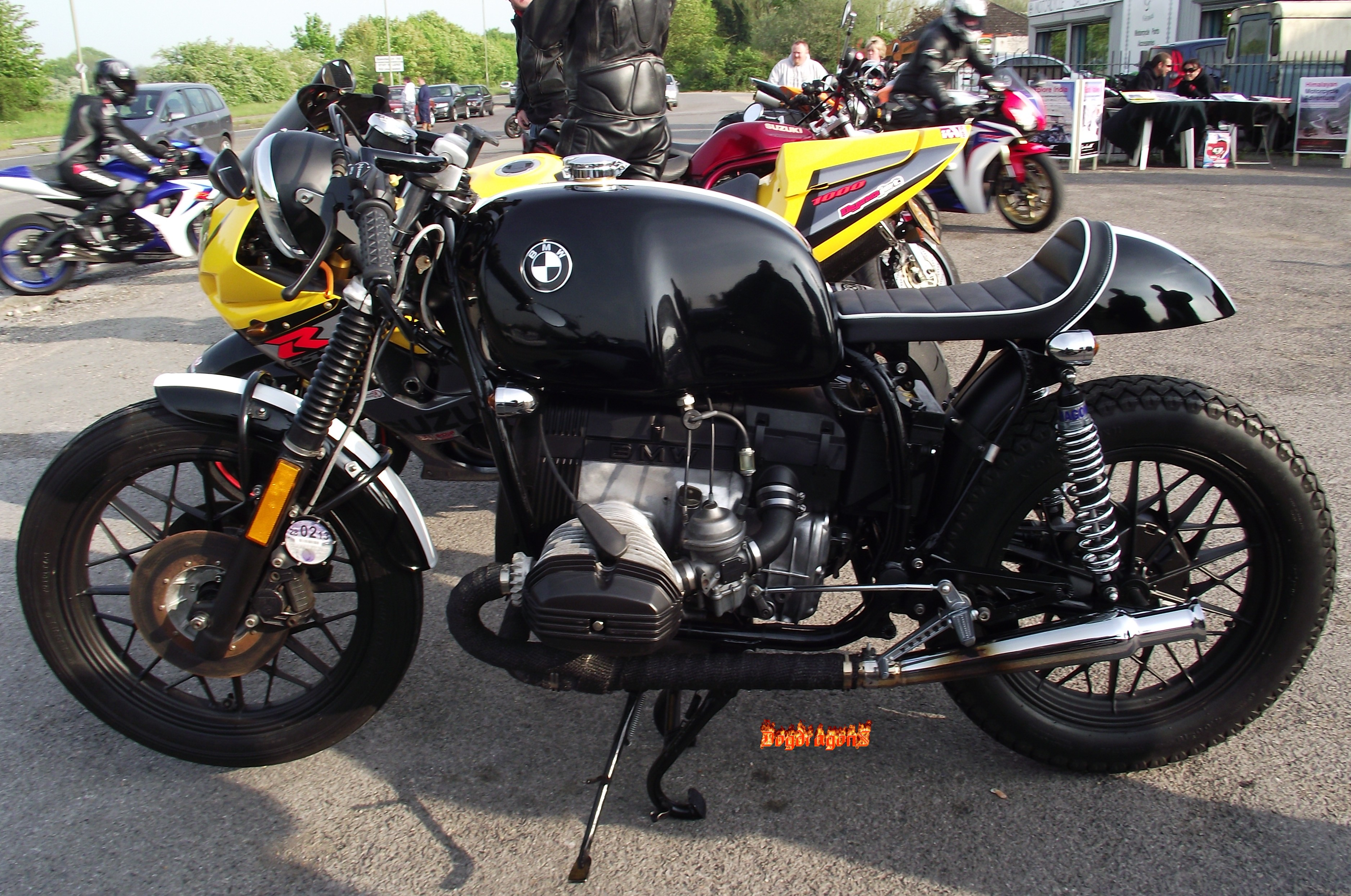 BMW Cafe Racer Not For Sale